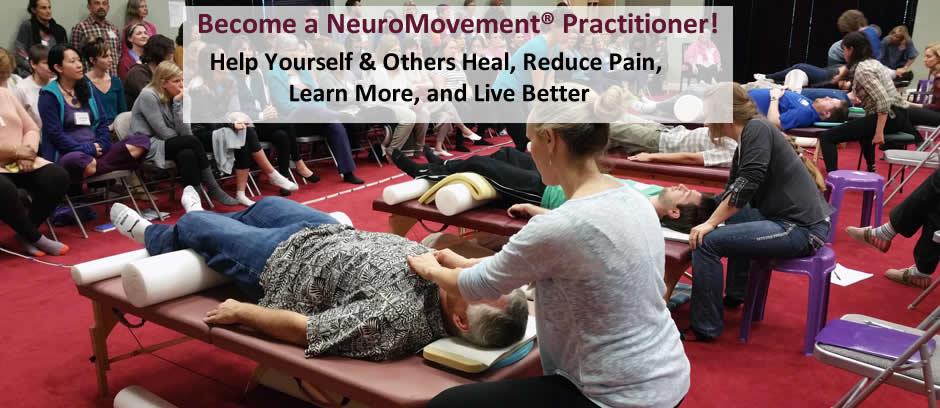 NeuroMovement Practitioner training